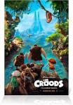 The Croods, rated PG